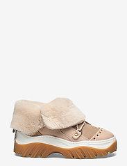 Inuikii - INUIKII Sneaker Trekking - flat ankle boots - beige - 2