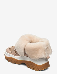 Inuikii - INUIKII Sneaker Trekking - flat ankle boots - beige - 3
