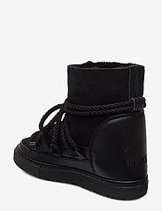 Inuikii - Women Sneaker Classic WEDGE - flat ankle boots - black - 2