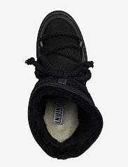 Inuikii - Women Sneaker Classic WEDGE - flat ankle boots - black - 3