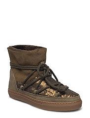 Sneaker Sequin - OLIVE