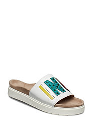 Slipper dipama INUIKII - WHITE