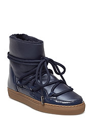 Women Sneaker Gloss - NAVY