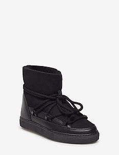 INUIKII Sneaker Classic - flache stiefeletten - black