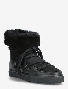 Classic High - korkeavartiset tennarit - black