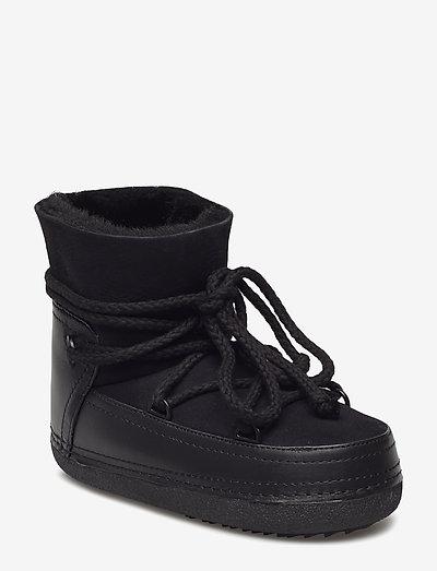 INUIKII Boot Classic - flat ankle boots - black
