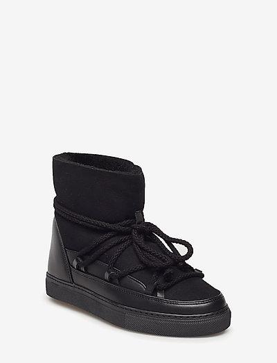 INUIKII Sneaker Classic - flat ankle boots - black