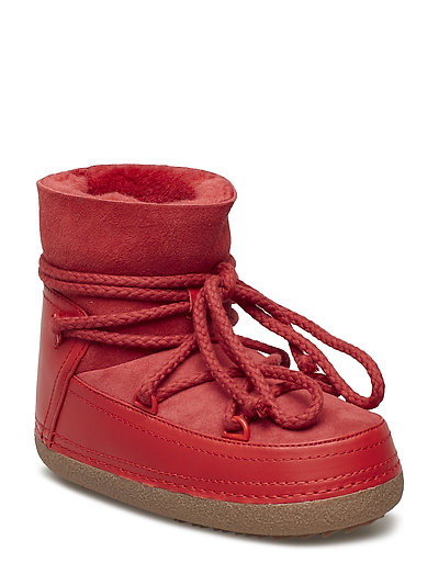 CLASSIC BOOT  - RED