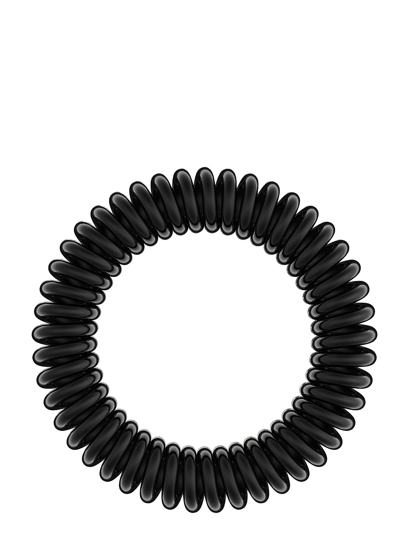 Image of Invisibobble Slim True Black Beauty WOMEN Hair Hair Accessories Sort Invisibobble (3504033267)