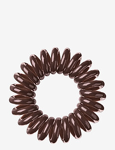 invisibobble ORIGINAL Pretzel Brown - scrunchies - brown