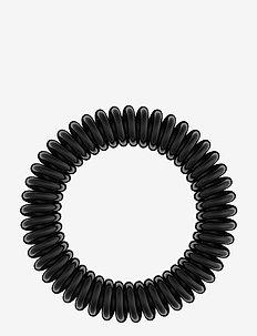 invisibobble SLIM True Black - scrunchies - black