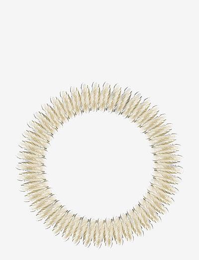 invisibobble SLIM Stay Gold - hårsnoddar - gold