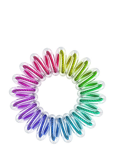 invisibobble KIDS Magic Rainbow - CLEAR