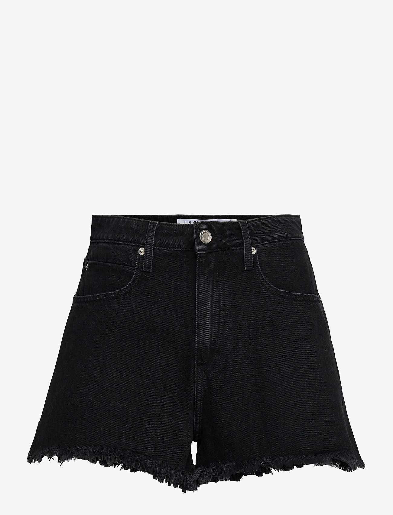 IRO - OLNAY - jeansshorts - black stone - 0
