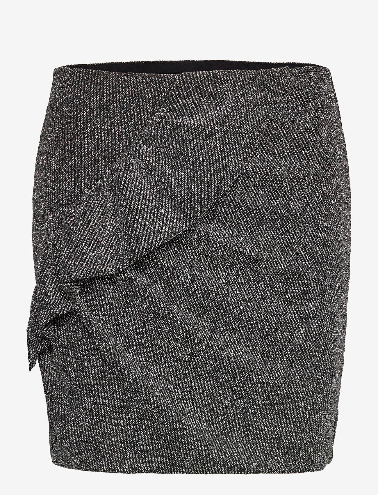 IRO - LISKO - pennkjolar - black/silver - 0