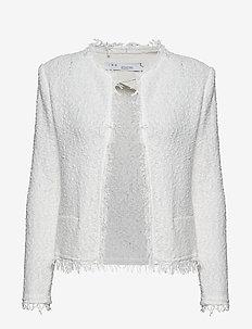 SHAVANI - blazere - white