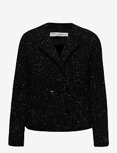 AUREL - blazere - black / white
