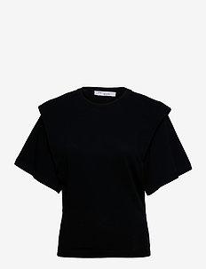 BELLY - t-shirts - black