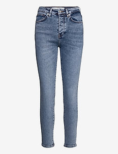 GALLOWAY - skinny jeans - stone blue