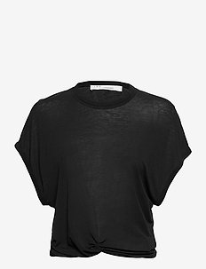 PEARLY - t-shirts - stone grey