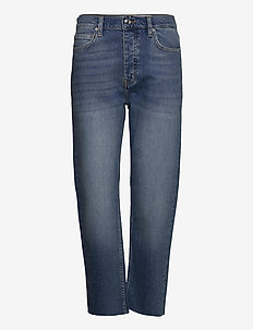 DEEN - straight jeans - blue washed