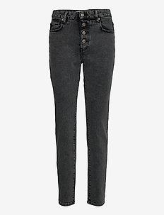 GAETY - slim jeans - snow black