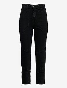 MATTIE - mor jeans - black