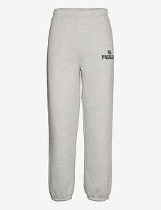 CARYNA - sweatpants - mixed grey