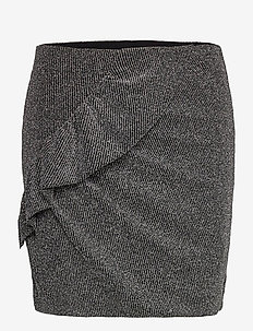 LISKO - pencil skirts - black/silver
