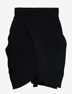 NEHUDA - korta kjolar - black