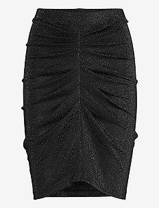 SARGAS - midi - black/silver