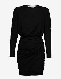 GARAH - kort kjoler - black