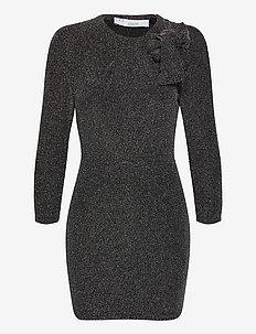 PERK - midi kjoler - black