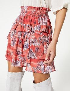 HERTY - korte nederdele - red