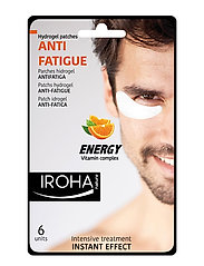 IROHA EYE PADS-MEN-ANTIFATIGUE - NO COLOUR