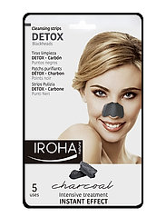 CLEANSING STRIPS - DETOX - Black heads - NO COLOUR