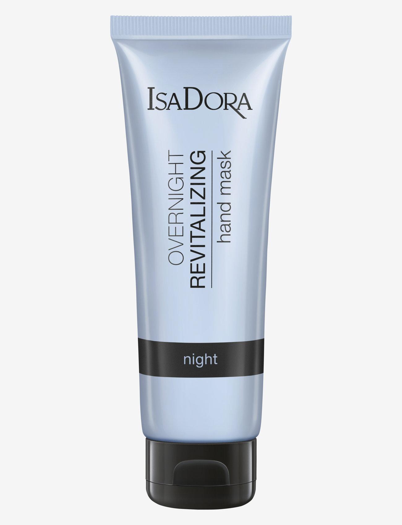 Isadora - Overnight Revitalizing Hand Mask - handkräm - overnight revitalizing hand mask - 0