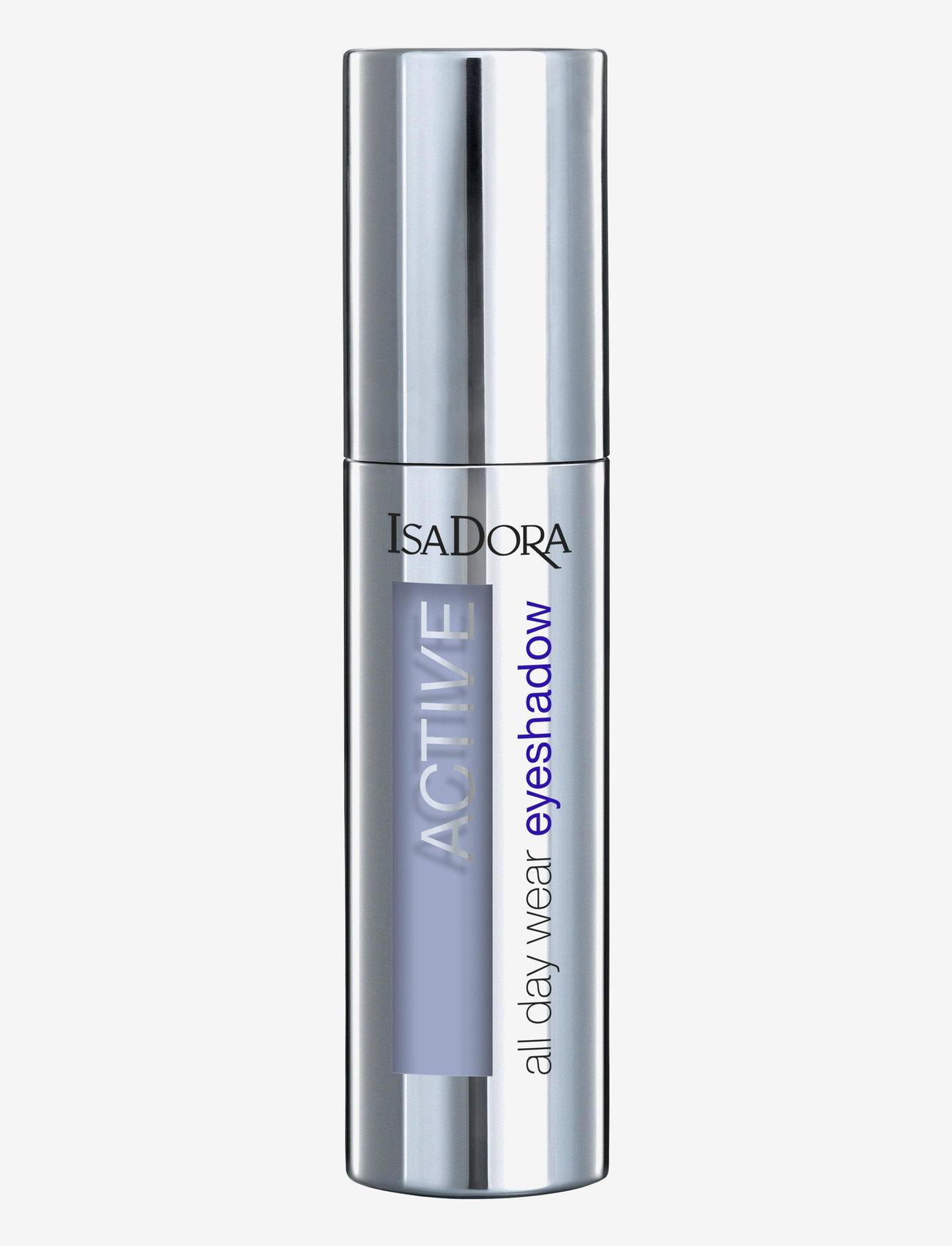 Isadora - Active All Day Wear Eyeshadow - Ögonskugga - lavender blue - 0
