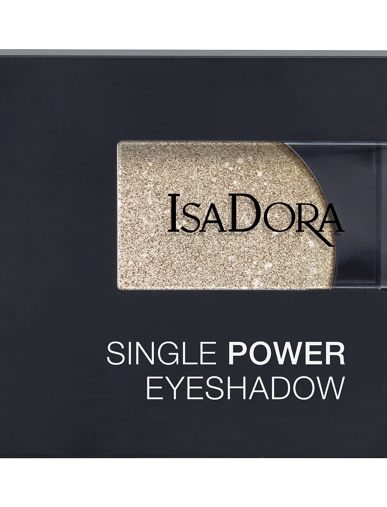 Isadora - Single Power Eyeshadow - Ögonskugga - glossy diamonds - 1