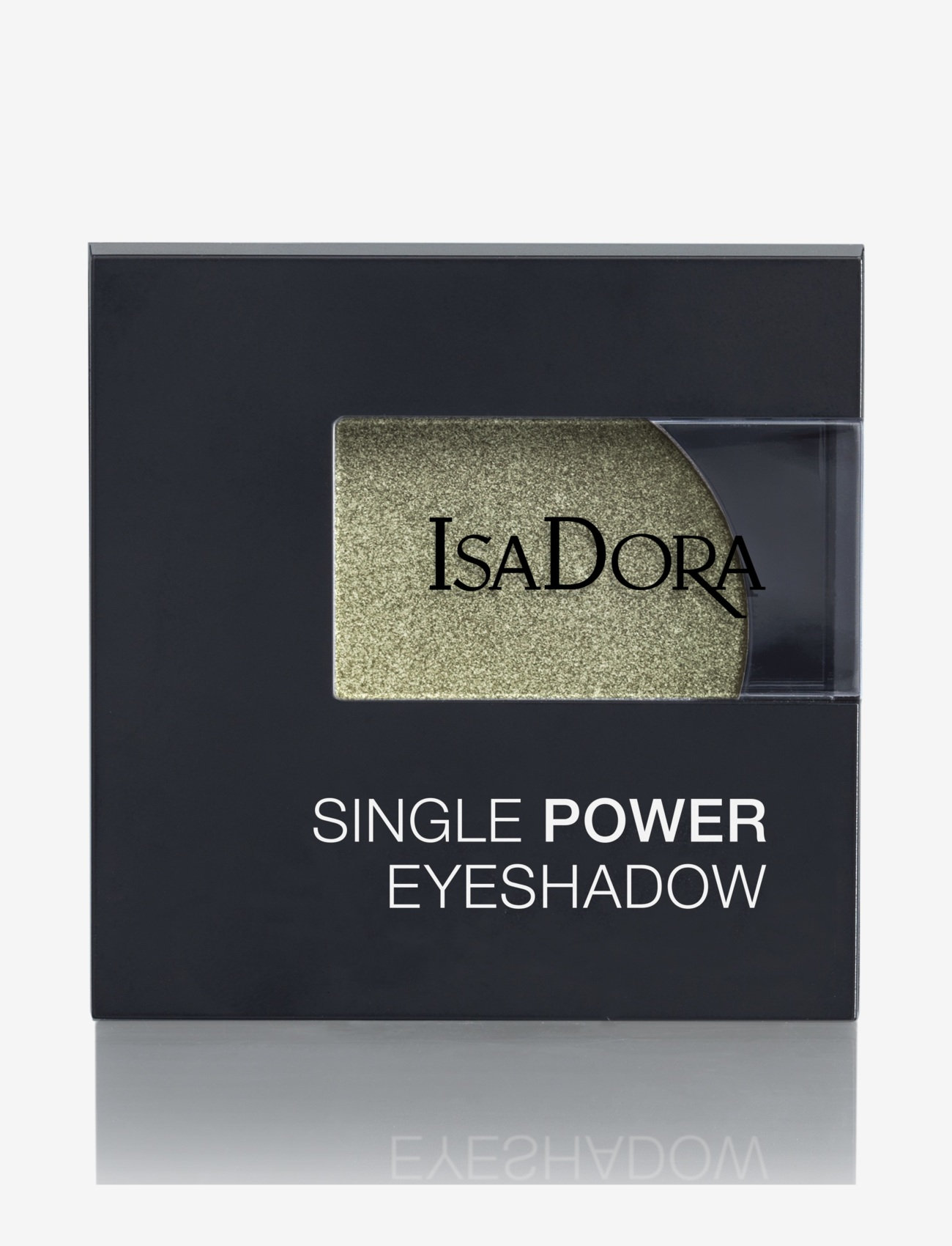 Isadora - Single Power Eyeshadow - Ögonskugga - park green - 1