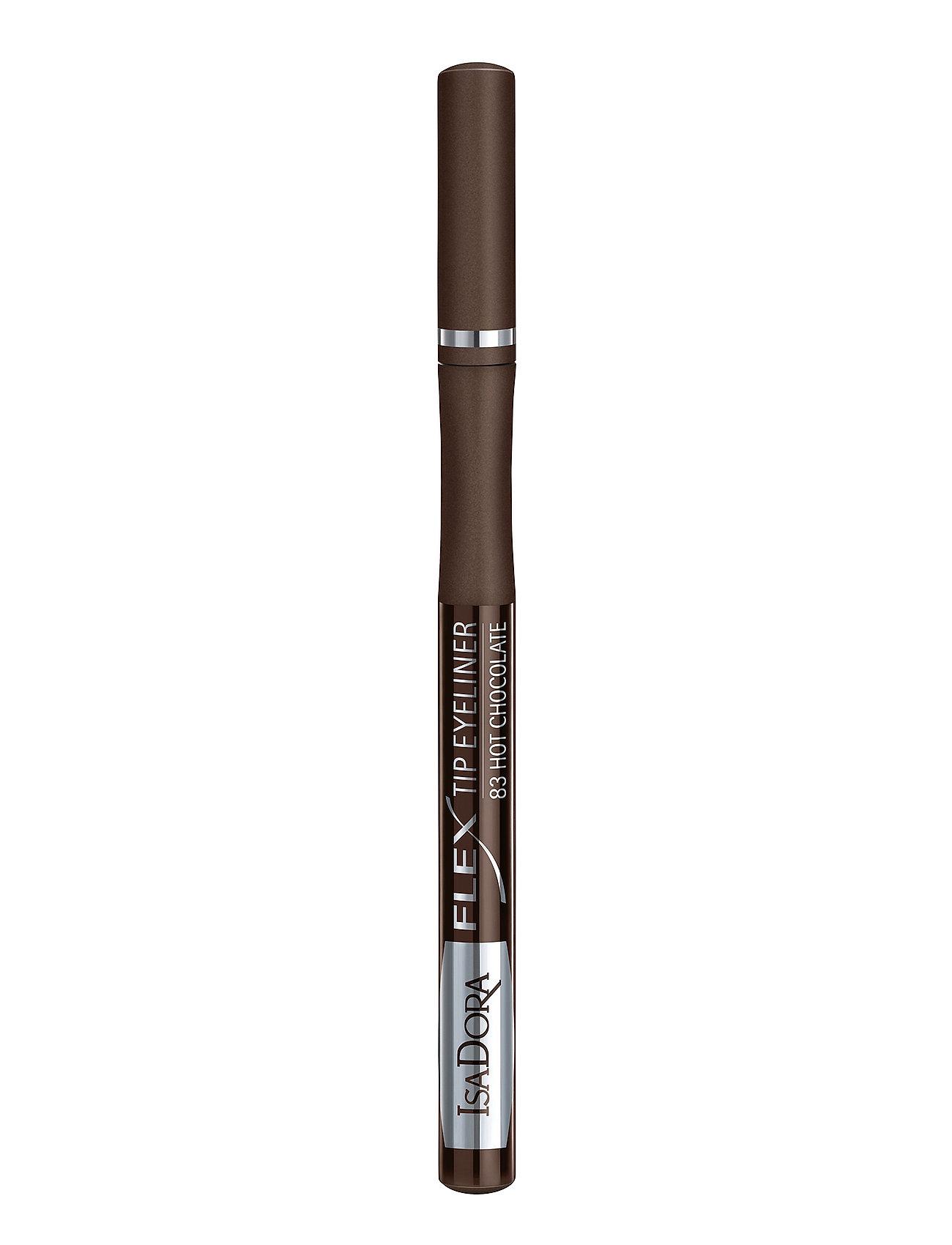 Isadora - Flex Tip Eyeliner - eyeliner - hot chocolate - 1