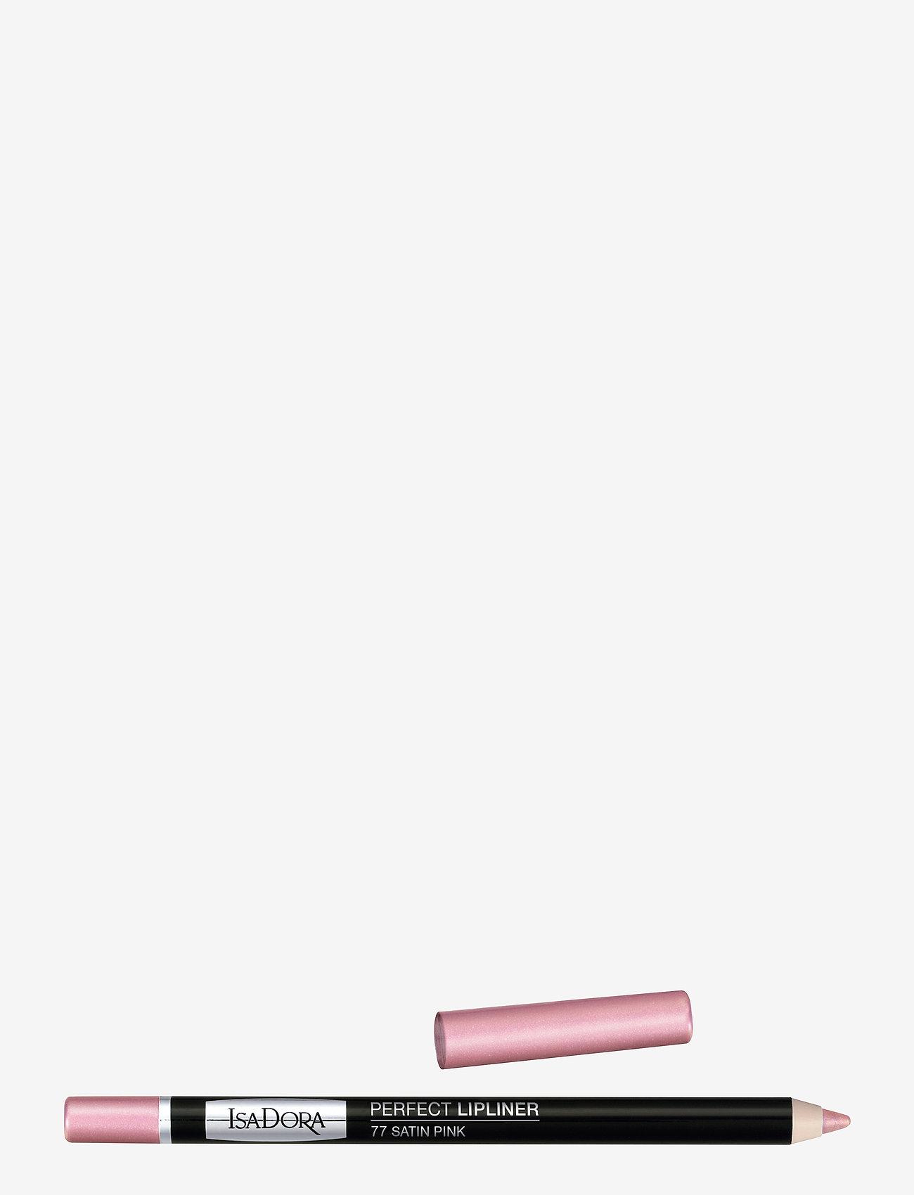 Isadora - Perfect Lipliner - läppenna - satin pink - 0