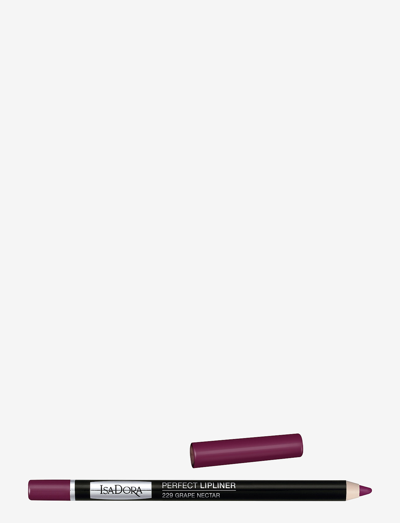 Isadora - Perfect Lipliner - läppenna - grape nectar - 0