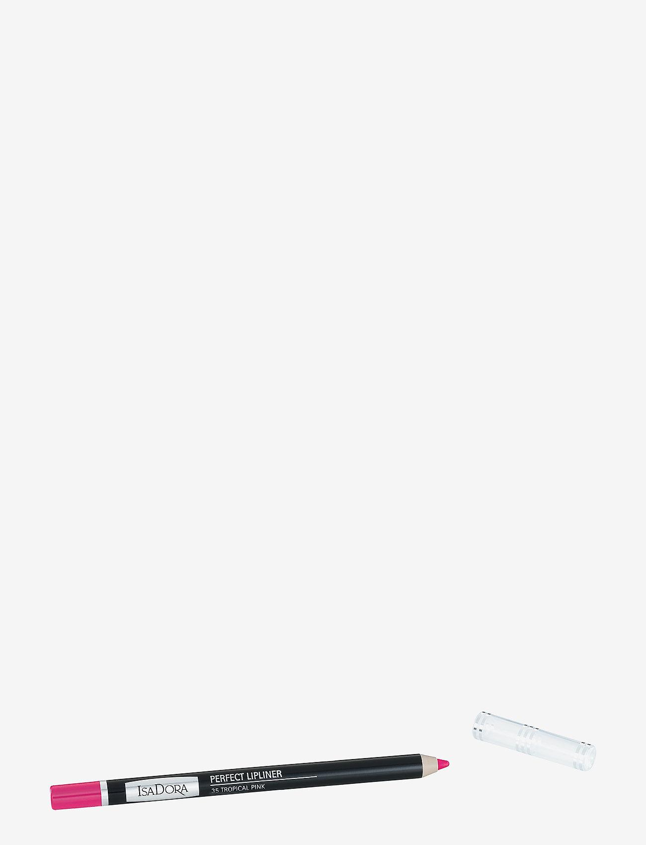 Isadora - PERFECT LIPLINER - läppenna - 035 tropic - 0