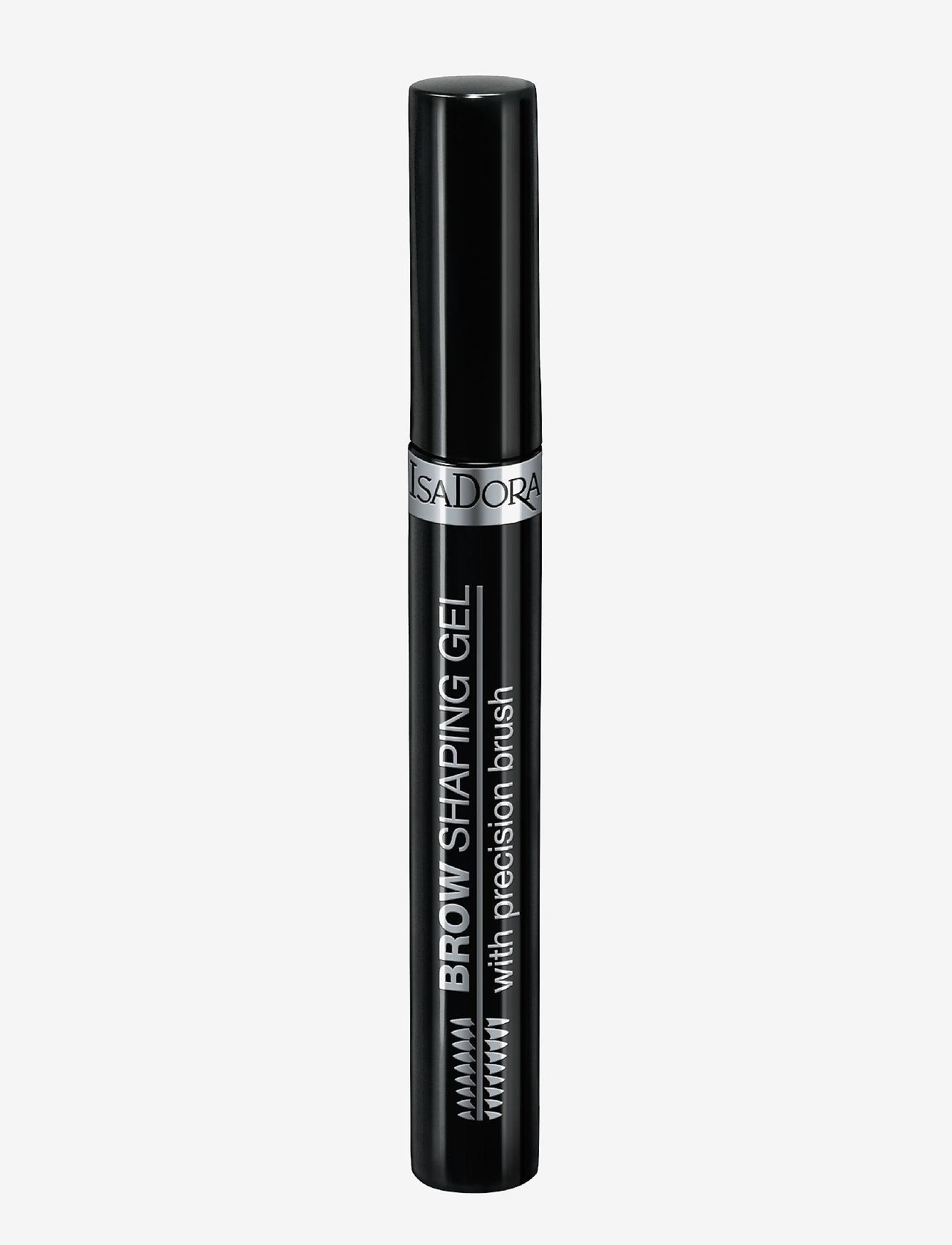 Isadora - BROW SHAPING GEL 60 TRANSPARENT - Øjenbrynsgel - 060 transparent - 0