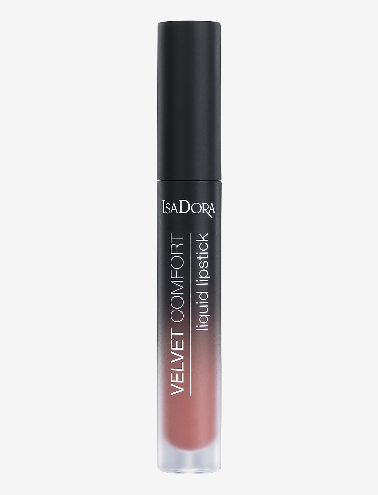 Isadora - Velvet Comfort Liquid Lipstick Coral Rose - liquid lipstick - coral rose - 0