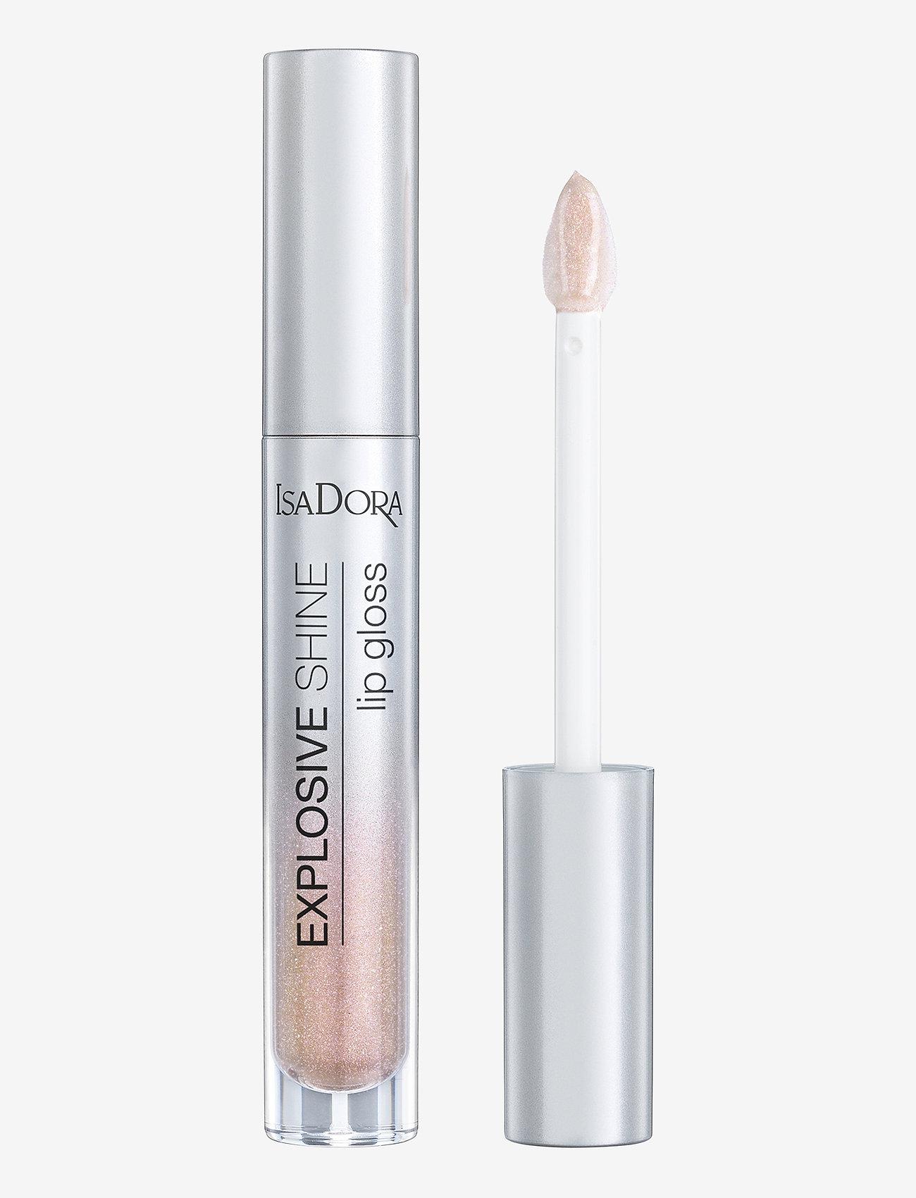 Isadora - Explosive Shine Lip Gloss - läppglans - diamond crush - 1