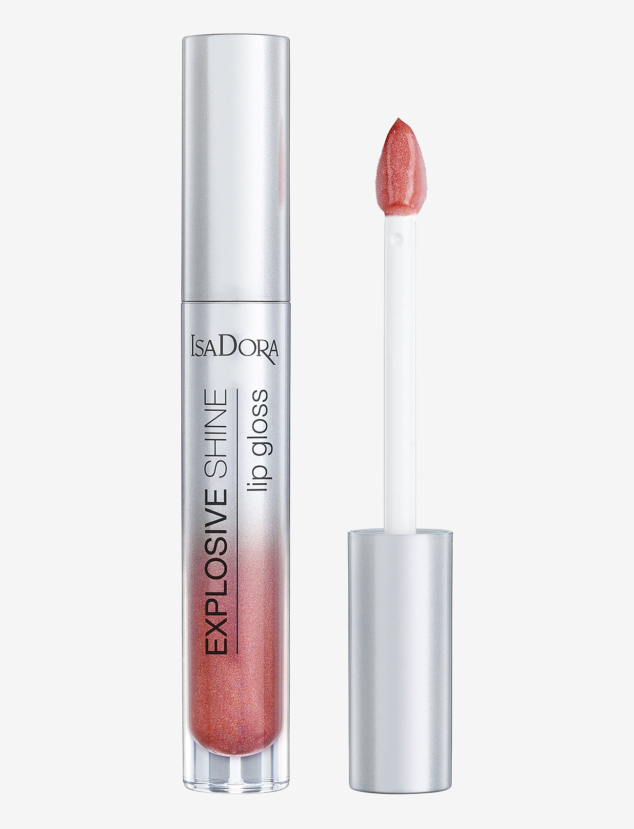 Isadora - Explosive Shine Lip Gloss - läppglans - red attraction - 1