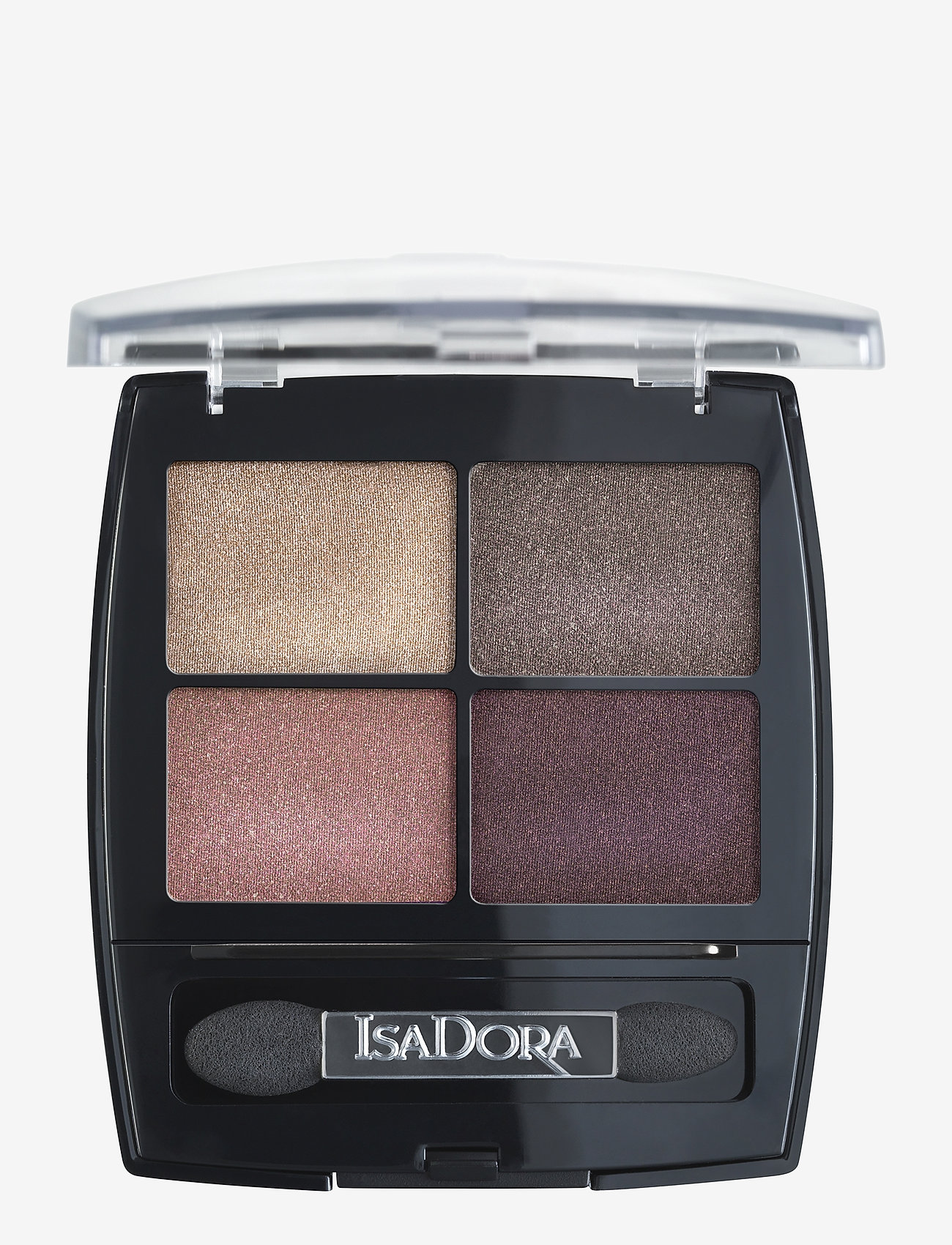 Isadora - Eye Shadow Quartet Metropolitan - Øjenskyggepalet - metropolitan - 0