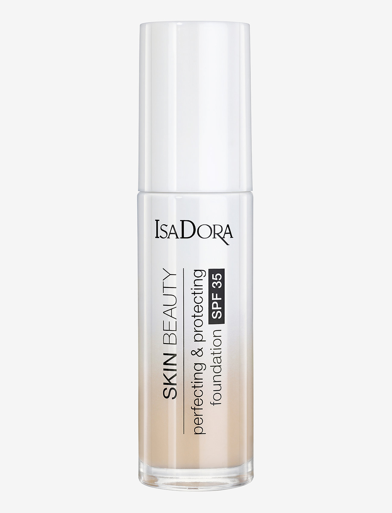 Isadora - Skin Beauty Perfecting & Protecting Foundation SPF 35 - foundation - fair - 1